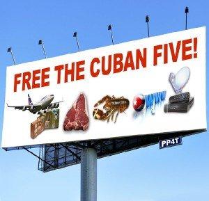 Un peu d'humour pour commencer dans Cuba Free-the-cuban-five-300x289